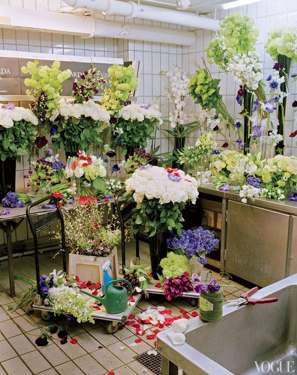 Orlando Florist Vogue Ritz