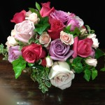 Sweet Rosy Centerpiece