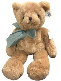 This is a medium teddy bear from the Bearington Collection